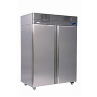 FS Double Door Upright Freezer - caf1100s