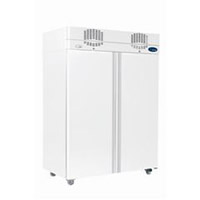 FS Double Door Upright Freezer - caf1100w