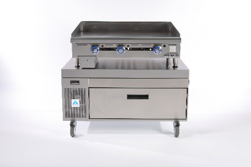 Adande Chef Base with High Castors VCS1/HCHS
