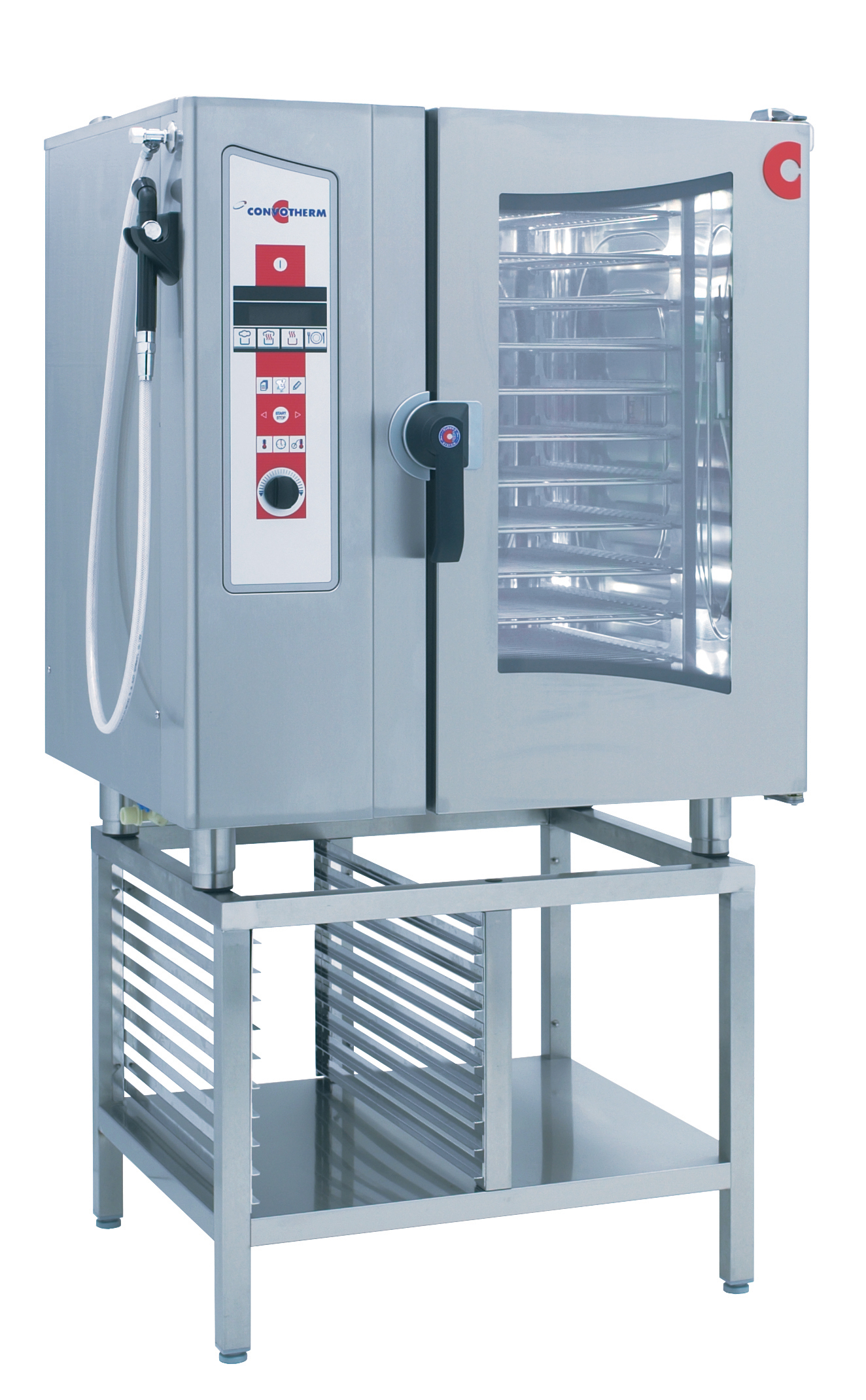 Convotherm OES 10.10 Combi Steamer Olympic Silver Offer