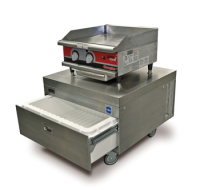 Adande Chef Base with High Castors VCR1/HCHS